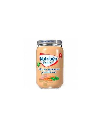 NUTRIBEN POLLO CON GUISANTES Y...